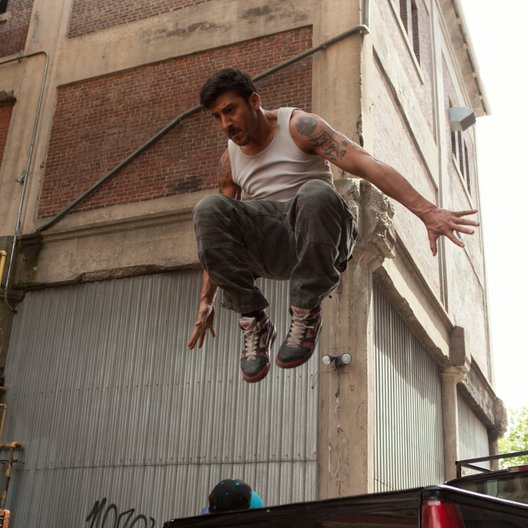 Brick Mansions / David Belle Poster