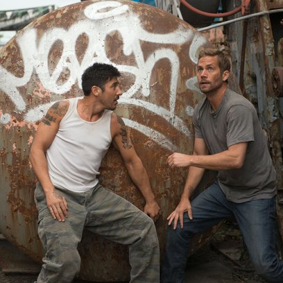 Brick Mansions / David Belle / Paul Walker Poster