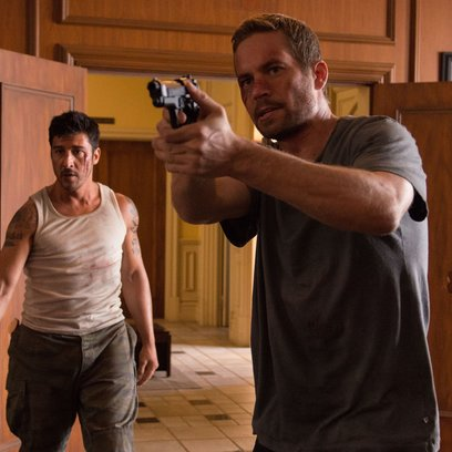 Brick Mansions / Davile Belle / Paul Walker Poster