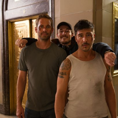 Brick Mansions / Set / Paul Walker / Camille Delamarre / David Belle Poster