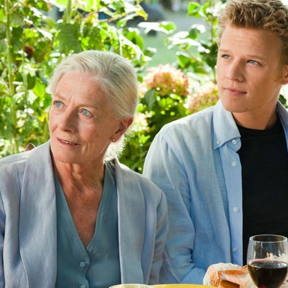 Briefe an Julia / Vanessa Redgrave / Christopher Egan Poster