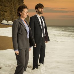 Broadchurch (1. Staffel) / David Tennant / Olivia Colman Poster