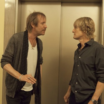 Broadway Therapy / Owen Wilson Poster