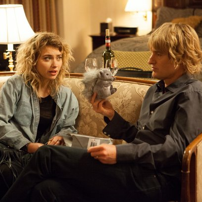 Broadway Therapy / She's Funny That Way / Imogen Poots / Owen Wilson Poster