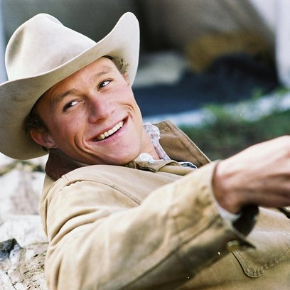 Brokeback Mountain / Heath Ledger Poster