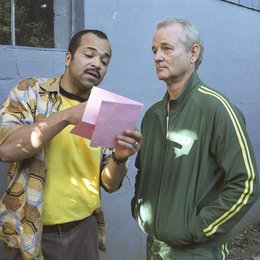 Broken Flowers / Jeffrey Wright / Bill Murray Poster