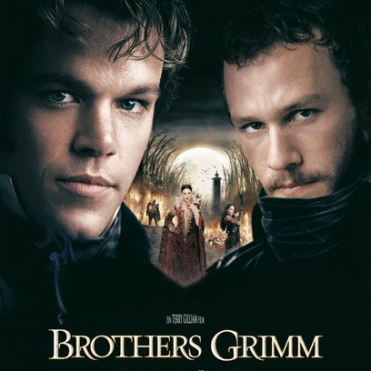 Brothers Grimm, The Poster