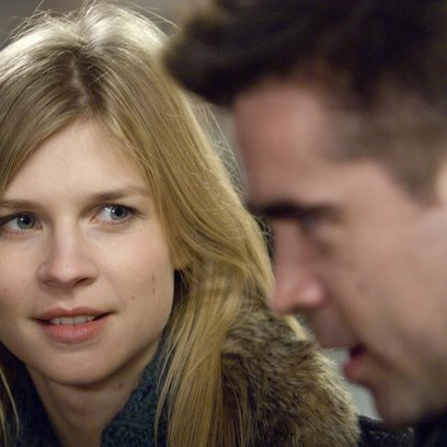 Brügge sehen... und sterben? / Clémence Poésy / Colin Farrell Poster