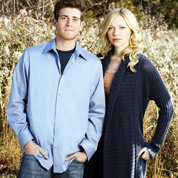 October Road / Bryan Greenberg / Laura Prepon Poster