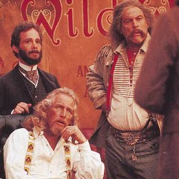 Buffalo Bill und die Indianer / Buffalo Bill and the Indians, or Sitting Bull's History Lesson Poster