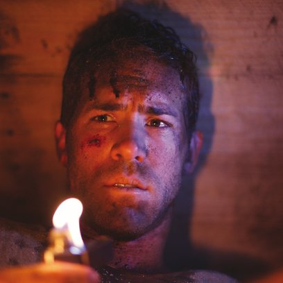 Buried - Lebend begraben / Ryan Reynolds Poster