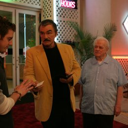All In - Alles oder nichts / Burt Reynolds Poster
