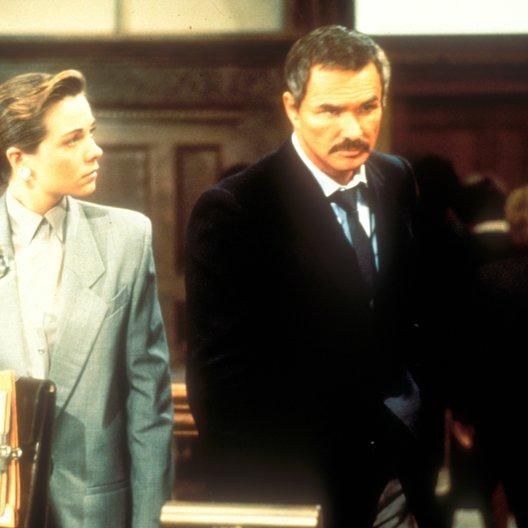 Anwältin, Die / Theresa Russell / Burt Reynolds Poster