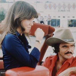 ausgekochtes Schlitzohr, Ein / Sally Field / Burt Reynolds Poster