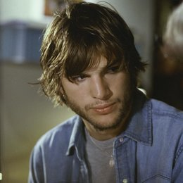 Butterfly Effect / Ashton Kutcher Poster