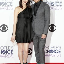 Balfe, Caitriona / Heughan, Sam / People's Choice Awards 2015, Los Angeles Poster