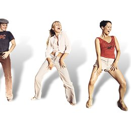 3 Engel für Charlie - Volle Power / freigestellt / Drew Barrymore / Cameron Diaz / Lucy Liu