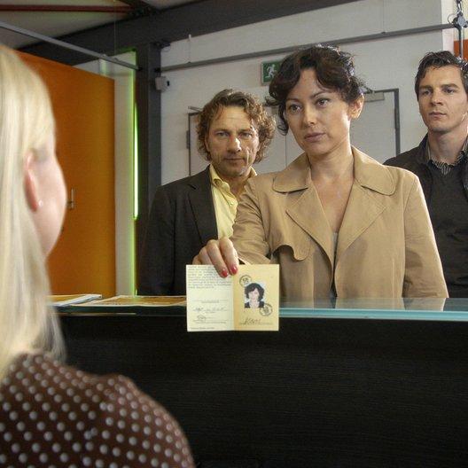 Tatort: Hart an der Grenze (SWR) / Carolina Vera / Felix Klare Poster