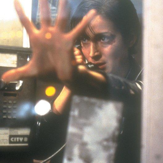 Matrix / Carrie-Anne Moss Poster