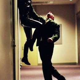 Matrix Reloaded / Carrie-Anne Moss / Matt McColm Poster