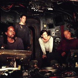 Matrix Reloaded / Harold Perrineau / Keanu Reeves / Carrie-Anne Moss / Laurence Fishburne Poster