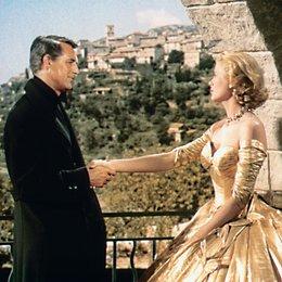Über den Dächern von Nizza / Cary Grant / Grace Kelly Poster