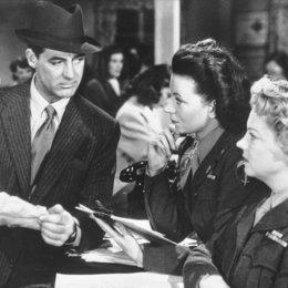 Ich war eine männliche Kriegsbraut / Cary Grant / Ann Sheridan / Marion Marshall Poster