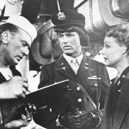 Ich war eine männliche Kriegsbraut / Cary Grant / Ann Sheridan Poster