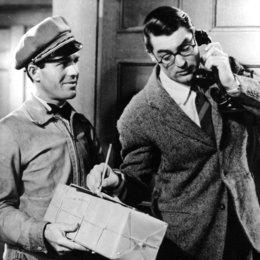 Leoparden küßt man nicht / Cary Grant Poster