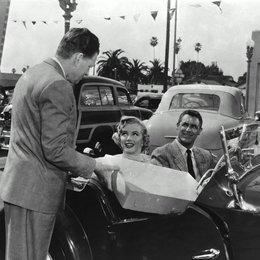 Liebling, ich werde jünger / Marilyn Monroe / Cary Grant Poster