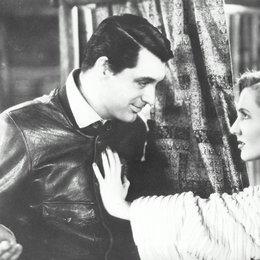 SOS Feuer an Bord / Cary Grant / Jean Arthur Poster