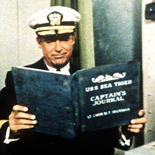 Unternehmen Petticoat / Cary Grant Poster