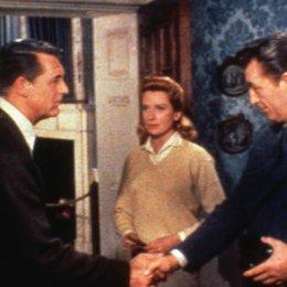Vor Hausfreunden wird gewarnt / Cary Grant / Deborah Kerr / Robert Mitchum Poster