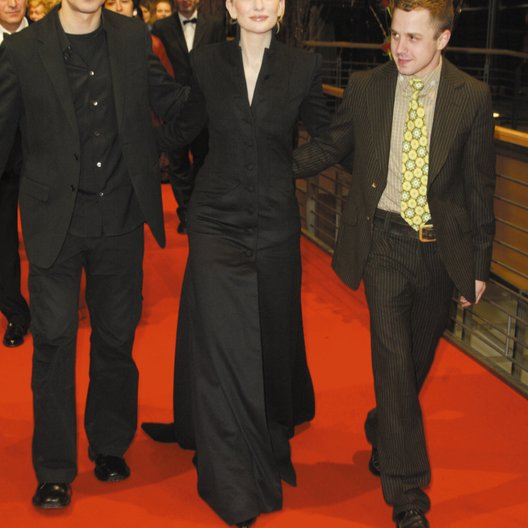 Berlinale 2002 / Tom Tykwer / Cate Blanchett / Giovanni Ribisi Poster