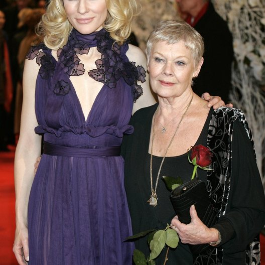 Blanchett, Cate / Dench, Dame Judi / Berlinale 2007 Poster