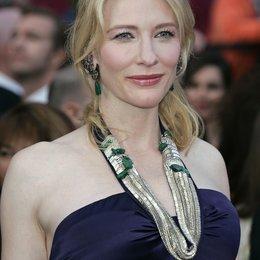 Blanchett, Cate / Oscar 2008 / Bild auch in bearbeiteter Fassung bei der Bildredaktion! Poster