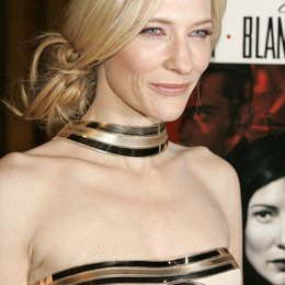"Blanchett, Cate / Premiere zu ""The Good German"" Poster"