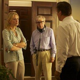 Blue Jasmine / Set / Cate Blanchett / Woody Allen / Alec Baldwin Poster