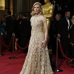Cate Blanchett / 86th Academy Awards 2014 / Oscar 2014 Poster