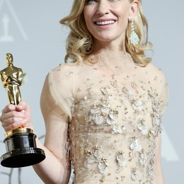 Cate Blanchett / 86th Academy Awards 2014 / Oscar 2014 Poster