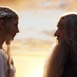 Hobbit: Eine unerwartete Reise, Der / Cate Blanchett / Sir Ian McKellen Poster