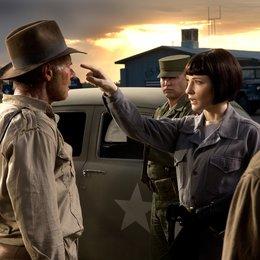 Indiana Jones und das Königreich des Kristallschädels / Harrison Ford / Cate Blanchett Poster