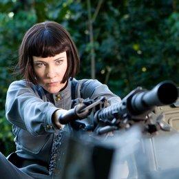 Indiana Jones und das Königreich des Kristallschädels / Cate Blanchett Poster