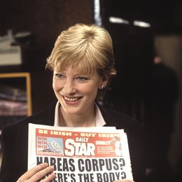 Journalistin, Die / Cate Blanchett Poster