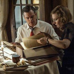 Monuments Men - Ungewöhnliche Helden / Monuments Men / Matt Damon / Cate Blanchett Poster