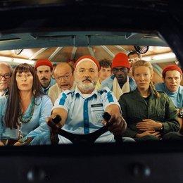 Tiefseetaucher, Die / Anjelica Huston / Bill Murray / Cate Blanchett Poster