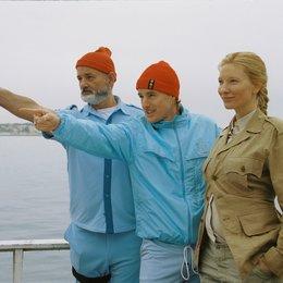 Tiefseetaucher, Die / Bill Murray / Owen Wilson / Cate Blanchett Poster