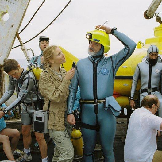 Tiefseetaucher, Die / Cate Blanchett / Bill Murray Poster