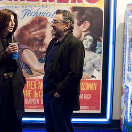 Inside Hollywood / What Just Happened? / Catherine Keener / Robert De Niro Poster