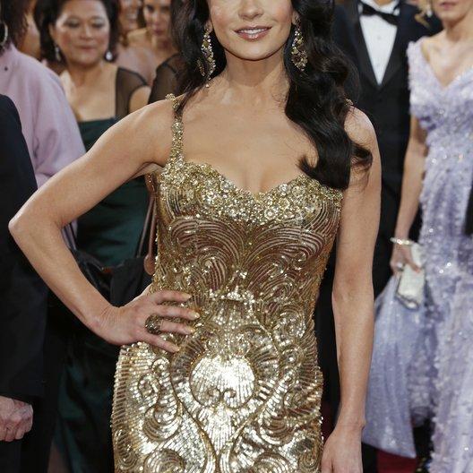 Catherine Zeta-Jones / 85th Academy Awards 2013 / Oscar 2013 Poster
